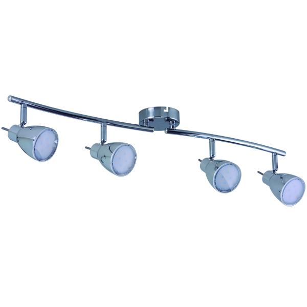 Спот 4-ка Clovis, LED панел, 4 х5W
