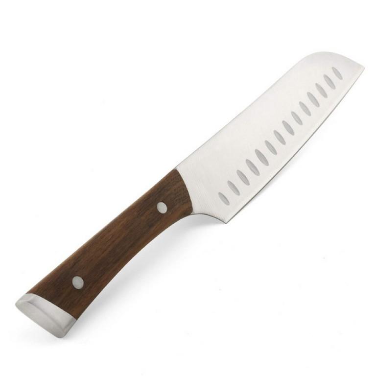 Нож Сантоку MR-2518SS, 18 cm