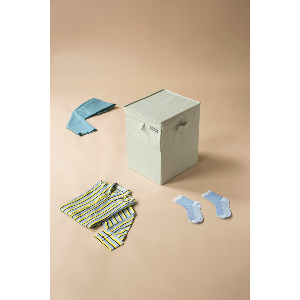 Сгъваема кутия за пране Brabantia Linn, 35L, Green