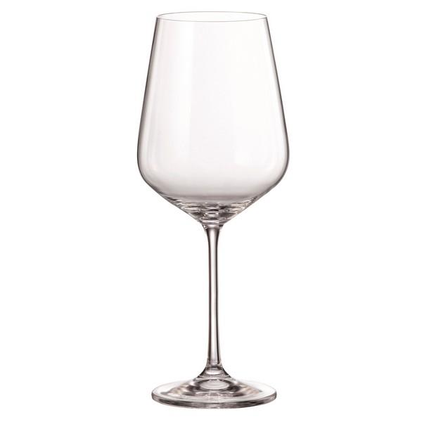 К-т за вино Bohemia Royal Globo, 16 части