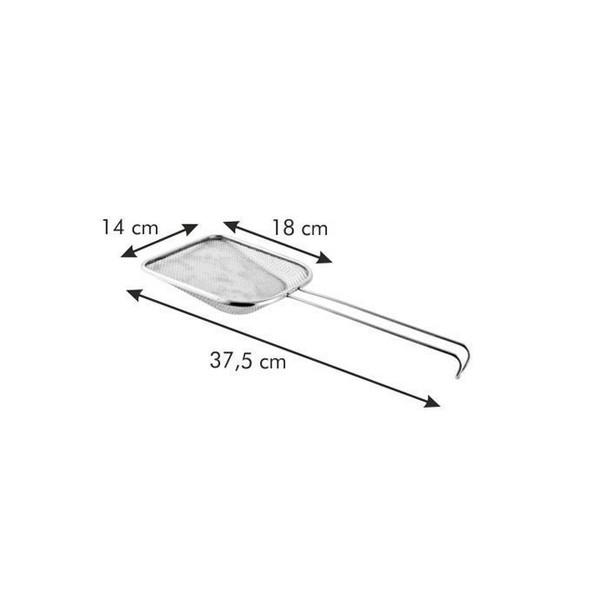 Лъжица за отцеждане Тescoma Grandchef 14x18 cm