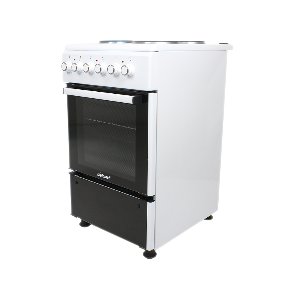 Голяма готварска печка DIPLOMAT  FI 56 EGFW