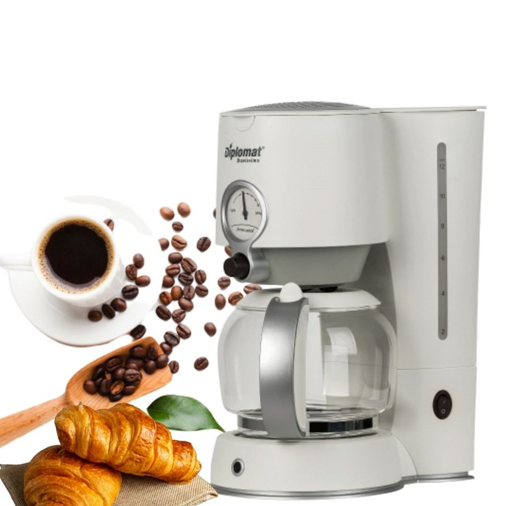 Кафе машина DIPLOMAT DPL CM 2032