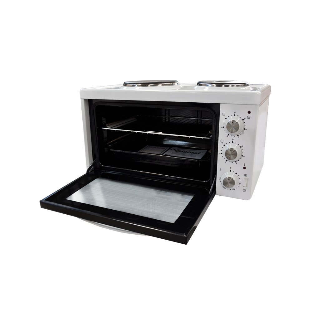 Малка готварска печка DIPLOMAT  NP -2832W