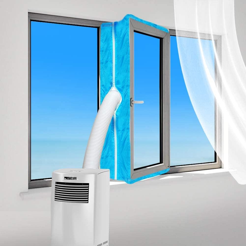 Мобилен климатик - завеса за прозорец HVS-1
