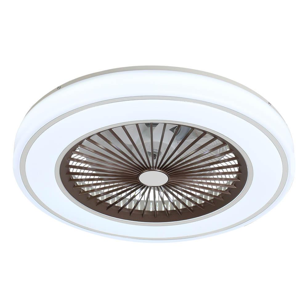 LED плафон 90 W с вентилатор 36W с дистанционно