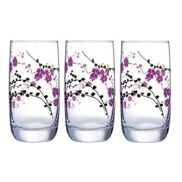 Чаша LUMINARC KASHIMA F, 330 ml, 3 бр