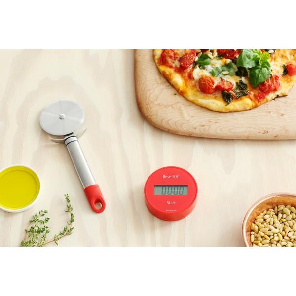 Дигитален таймер за кухня Brabantia, Red