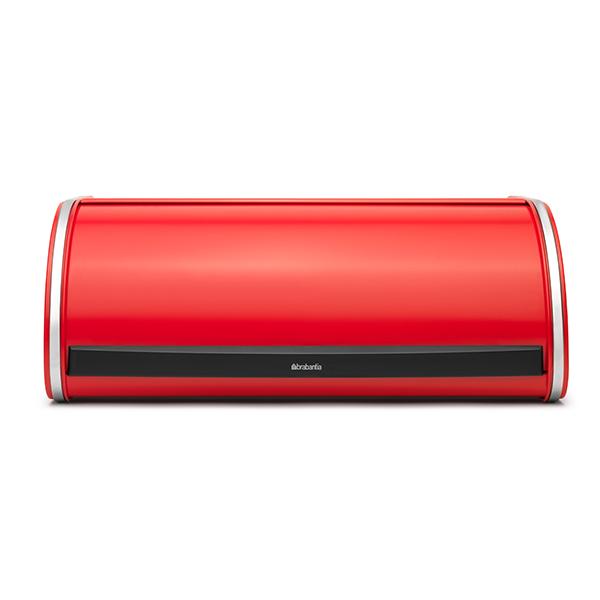 Кутия за хляб Brabantia Roll Top, Red