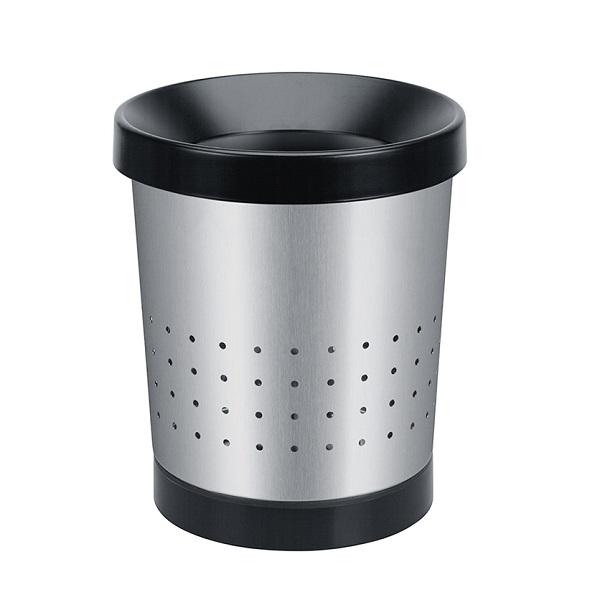 Кош за хартия, 5 L Brabantia  Matt Steel