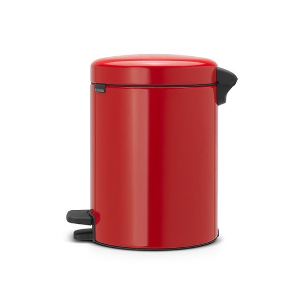 Кош с педал Brabantia NewIcon 5 L Passion Red