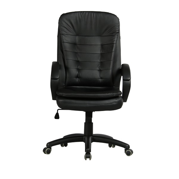 Офис стол MUHLER KT - 1209, черен