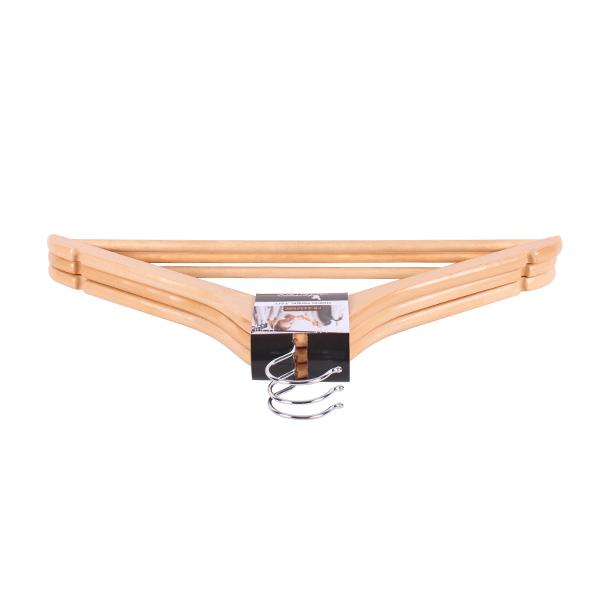 Закачалки за дрехи FR-4432NBC, 3 бр.