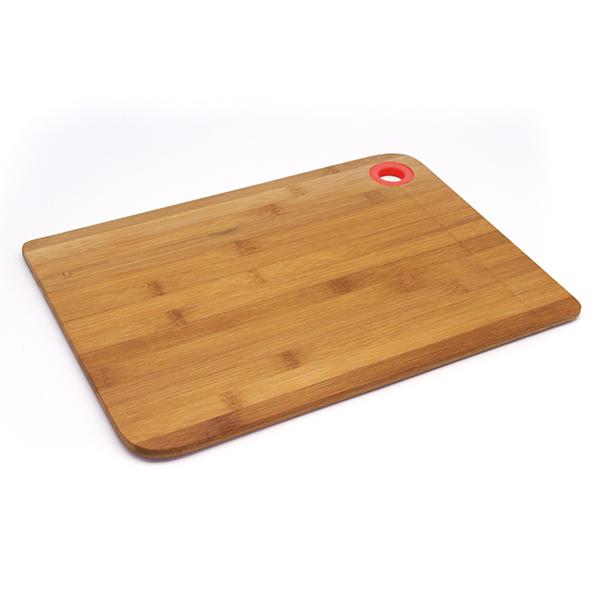 Дъска за рязане Muhler MR-1632BS, червен, 30x20x1 cm