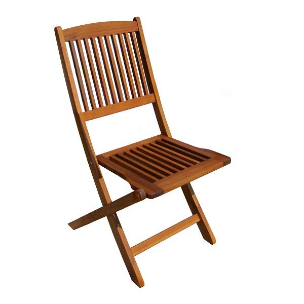 Акациев стол сгъваем WC117A0