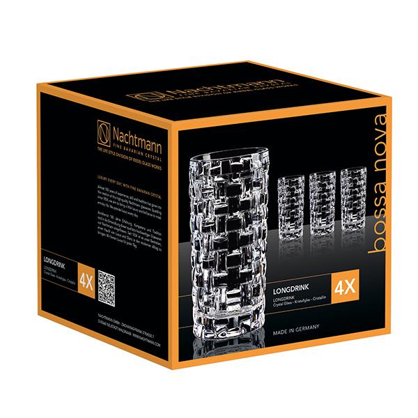 Чаша Nachtmann Bossa Nova 92075 4 бр 390 ml