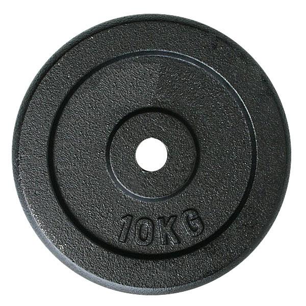 Диск метален 10.0 kg Ф28 mm