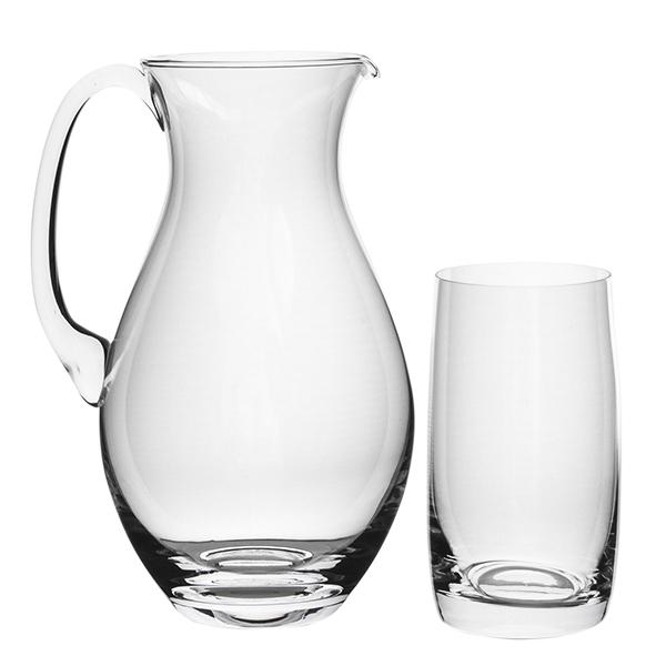 Кана и чаши Bohemia Royal Ideal, 7 части