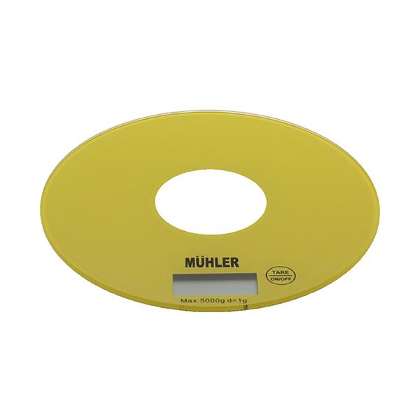 Везна кухненска MUHLER KS-2020R разл цветове