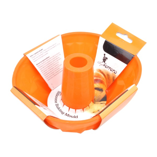 Форма за печене LF FR-1022S, оранж
